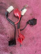 Pair of TGA Sonet Mobility Scooter Battery Leads