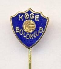 old Køge Boldklub football club DENMARK pin BADGE Soccer Koge DK Danmark