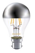 Bombillas de interior LED estándares color principal plata