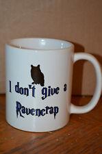 Harry Potter Coffee Mug Funny Rude Saying Ravenclaw 11oz ceramic coffee mug
