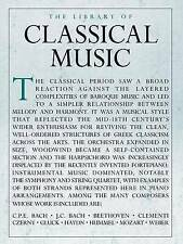 The Library of Classical Music Piano Hummel Bach Beethoven Clementi Book S113