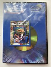 PRENTICE HALL REALIDADES 2:  INTERACTIVE TEXTBOOK CD-ROM - NEW