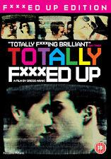 DVD:TOTALLY F***ED UP - NEW Region 2 UK