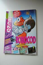 MICRO NEWS  N° 54  MAGAZINE JANVIER 1992 NINTENDO SEGA CONSOLE REVUE
