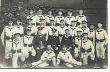 Foto Ak 1.Werft Division Kiel kaiserliche Marine 1.Weltkrieg