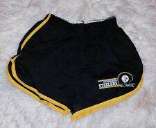 champion pittsburgh steelers shorts vintage large nfl girls
