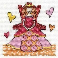 Être une princesse Cross Stitch Kit-faire un souhait-DMC