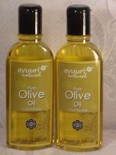 2 x AYUMI  PURE OLIVE  OIL HAIR + SKINCARE + MASSAGE 300 ml