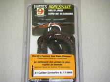 HOPPE'S BORESNAKE BORE SNAKES NEW #24010 17 HMR RIFLE