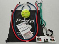 "12"" Softball PowerArm Total Trainer- Hitting, Pitching and Throwing - all Ages"