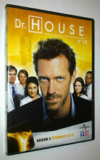 DVD DR. HOUSE VOLUME 14 - SAISON 3 : EPISODES 5 à 8 - 2006/2007