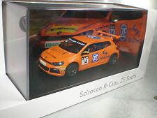 1/43 Spark VW Volkswagen R GmbH Scirocco R-Cup Team ZF Sachs 2011