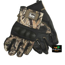 NEW BANDED GEAR BLIND GLOVES DUCK GOOSE HUNTING SHADOW GRASS BLADES CAMO 2XL
