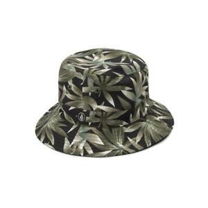 Volcom Coco Bucket Hat-Black Reverseable *NEW*