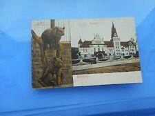 Kleinformat Architektur/Bauwerk Ansichtskarten aus Sachsen-Anhalt