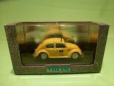 VITESSE VW VOLKSWAGEN KAFER BEETLE 1955 SPLIT - TRULY NOLEN - MOUSE 1:43 - NMIB