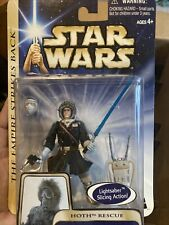 New Star Wars The Empire Strikes Back Hoth Rescue Han Solo Action Figure! b22