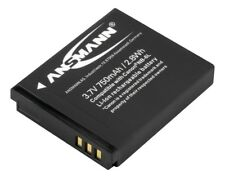 Ansmann conjuntos de baterías a-can NB 6 l sustituto para cámara Canon IXUS 85 is... 5044453