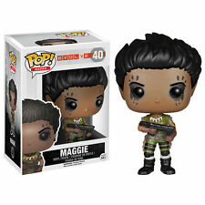 NEW Funko Pop! Games Maggie From Evolve. New In Box. 2014