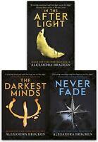 Darkest Minds Trilogy Alexandra Bracken Collection 3 Books Set Never Fade, light