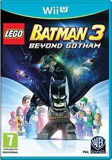 Lego Batman 3-más allá de Gotham PAL Wii U (nuevo Y Sellado)