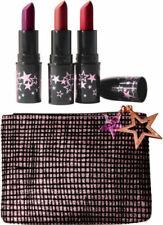 MAC~Lucky Stars Kit~VIBRANT~3 Lipsticks & Cosmetic Makeup Bag LE Gift GLOBAL!