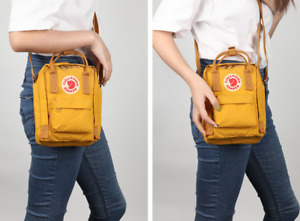 Fjällräven Kanken Mini Bag School Sports Freizeit Trend Bag Messenger Bag DE NEU
