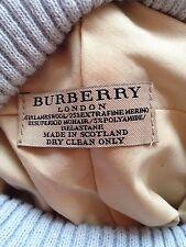 Burberry Bonnet Beanie Blue