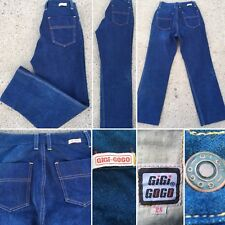 "Vintage GiGi-GOGO Jeans High Waist Sz 28 25 1/2"" Waist"