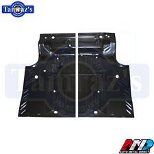 68-70 Coronet Road Runner GTX Satellite Trunk Floor Pan Side - Pair LH & RH AMD