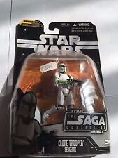 Star Wars: The Saga Collection: Clone Trooper Sergeant