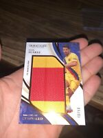 Luis Suarez DOUBLE Patch Immaculate Soccer Card 40/50 2020 Immaculate