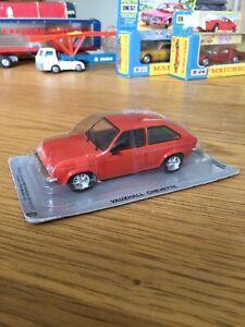 DeAgostini - Vauxhall Chevette L, 1/43rd Scale Model
