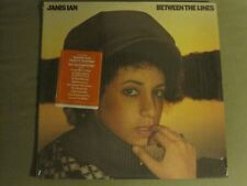 JANIS IAN BETWEEN THE LINES LP ORIG '75 COLUMBIA POP FOLK ROCK VG+ SHRINK!
