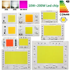 LED Chip COB Lamp Bead 10W 20W 30W 50W 100W 150W 200W Plant grow flood light DIY