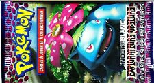 ① 1 BOOSTER CARTES POKEMON Neuf - EXPLORATEURS OBSCURS - FLORIZARRE