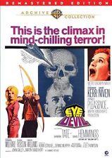 EYE OF THE DEVIL  (1966 David Niven) Region Free DVD - Sealed