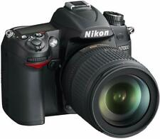 Nikon D7000 16.2 Megapixel Digital SLR Camera with 18-105mm Lens (Black) New!!!