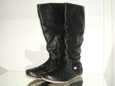 Lacoste Damen Stiefel schwarz Gr. 40