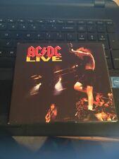 AC/DC Live CD  Epic EK 80214 Digipak