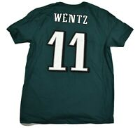 NFL Youth Boys Philadelphia Eagles Carson Wentz Shirt LOOK M, L