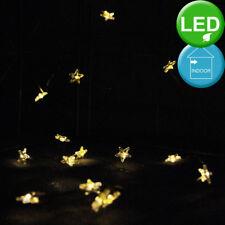 LED chaîne lumineuse étoile intérieur salon salle à manger cuivre décoration