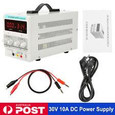 Digital DC Power Supply 30v 10a Variable LED Adjustable AU Plug