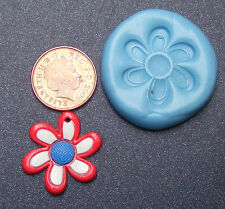 Reusable Flower 1 Silicone Food Safe Mould, Mold, Sugarcraft, Jewellery, Cake