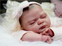 Studio-Doll Baby  Reborn  GIRL YLENIA by Elisa Marx  SO CUTE BABY