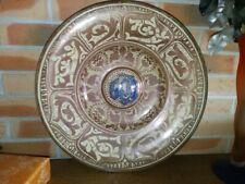 Plat circulaire style hispano mauresque