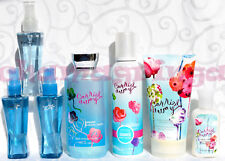 Bath & and Body Works CARRIED AWAY Bubble Bath Shower Cream Lotion Mist Shimmer
