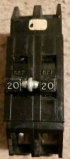 Gte Sylvania 2pole 20a Circuit Breaker (Zinsco Type) *Free Shipping*
