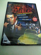 "DVD ""THE BLOB LA MASA DEVO"" PRECINTADO SEALED STEVE McQUEEN IRVIN S, YEAWORTH JR"