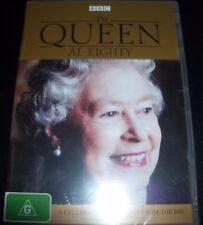 The Queen At Eighty 80 - BBC DVD (Australia Region 4) DVD - NEW
